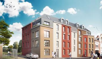 Amiens programme immobilier neuve « Faubourg 46 »