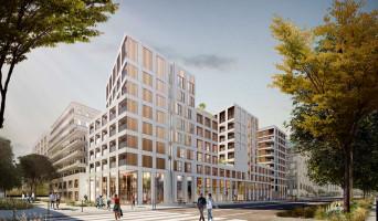 Chevilly-Larue programme immobilier neuve « Campus Victoria »