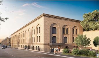 Metz programme immobilier neuf « Metz Student Factory »
