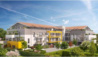 Castelginest programme immobilier neuf « Numéro 1