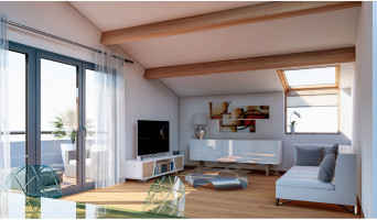 Castelginest programme immobilier neuve « Numéro 1 » en Loi Pinel  (4)