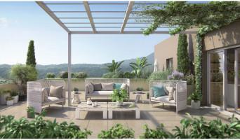 Carros programme immobilier neuve « Les Jardins d'Azur »