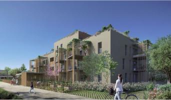 Carros programme immobilier neuve « Les Jardins d'Azur »  (2)