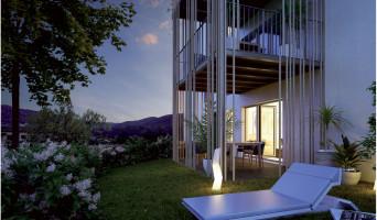 Carros programme immobilier neuve « Les Jardins d'Azur »  (3)