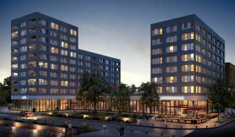Rennes programme immobilier neuf « New City »