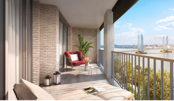 Bordeaux programme immobilier rénové « L'Atelier »
