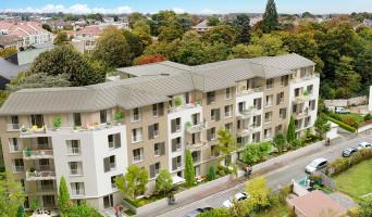 Beaumont-sur-Oise programme immobilier rénové « Les Jardins de Carnelle » en loi pinel