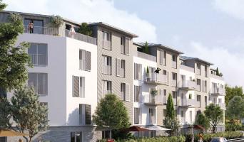 Beaumont-sur-Oise programme immobilier neuve « Les Jardins de Carnelle » en Loi Pinel  (2)