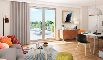 Beaumont-sur-Oise programme immobilier neuve « Les Jardins de Carnelle » en Loi Pinel  (3)