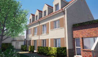 Chelles programme immobilier rénové « Bâtiment C - 12 Rue de Gournay » en loi pinel