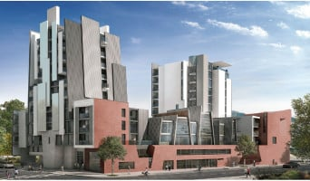 Grenoble programme immobilier neuf « Open Sky