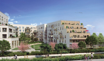 Châtenay-Malabry programme immobilier rénové « Canopée » en loi pinel