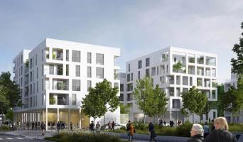 Bondy programme immobilier neuve « Carré des Rives » en Loi Pinel