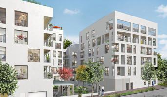 Bondy programme immobilier neuve « Carré des Rives » en Loi Pinel  (3)