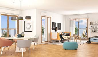 Bondy programme immobilier neuve « Carré des Rives » en Loi Pinel  (4)