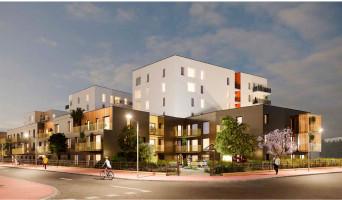 Sotteville-lès-Rouen programme immobilier neuf « IntenCité » en Loi Pinel