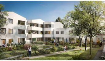Toulouse programme immobilier neuve « Aktue'L »