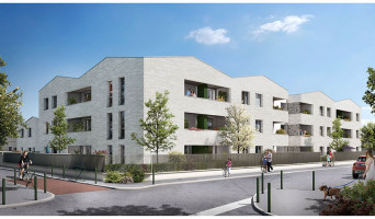 Toulouse programme immobilier neuve « Aktue'L »  (2)
