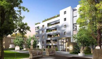Montpellier programme immobilier neuve « Namasté »  (2)