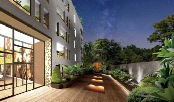 Montpellier programme immobilier neuve « Namasté »  (3)