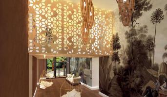 Montpellier programme immobilier neuve « Namasté »  (4)