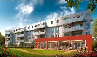 Meaux programme immobilier rénové « Les Senioriales de Meaux »