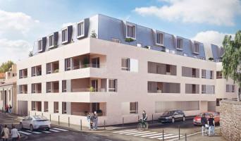 Bordeaux programme immobilier neuf « Avant-Garde - Création » en Loi Pinel