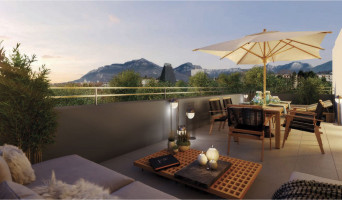 Cognin programme immobilier neuve « Yatagan »