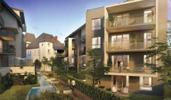 Cognin programme immobilier neuve « Yatagan »  (2)
