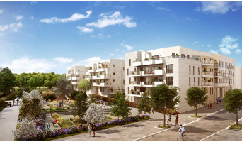 Châtenay-Malabry programme immobilier neuve « Botanik »