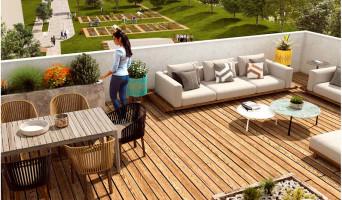 Châtenay-Malabry programme immobilier neuve « Botanik »  (4)