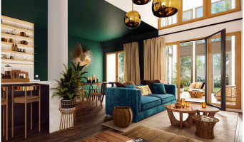 Châtenay-Malabry programme immobilier neuve « Botanik »  (5)
