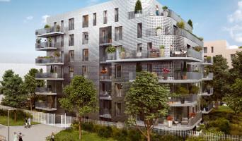 Châtenay-Malabry programme immobilier neuve « Prisme » en Loi Pinel