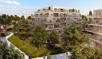 Châtenay-Malabry programme immobilier neuve « Prisme » en Loi Pinel  (2)
