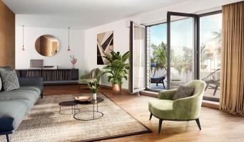 Châtenay-Malabry programme immobilier neuve « Prisme » en Loi Pinel  (4)