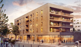 Châtenay-Malabry programme immobilier neuve « Spot » en Loi Pinel  (2)