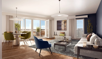 Châtenay-Malabry programme immobilier neuve « Spot » en Loi Pinel  (4)