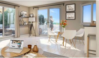 Grenoble programme immobilier neuve « Park en Scène »