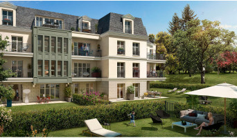 Ville-d'Avray programme immobilier rénové « Le Domaine du Parc » en loi pinel
