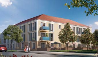 Limours programme immobilier rénové « Le Clos de la Gare » en loi pinel
