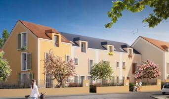 Limours programme immobilier neuve « Le Clos de la Gare » en Loi Pinel  (2)