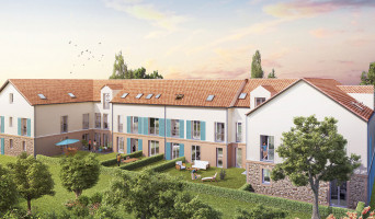 Le Mesnil-le-Roi programme immobilier rénové « Le Hameau du Roi » en loi pinel