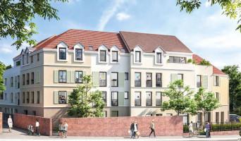 Gonesse programme immobilier neuve « Urban Village » en Loi Pinel