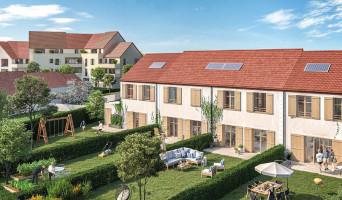 Gonesse programme immobilier neuve « Urban Village » en Loi Pinel  (2)