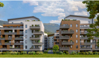 Gex programme immobilier neuve « Terres Harmonie »