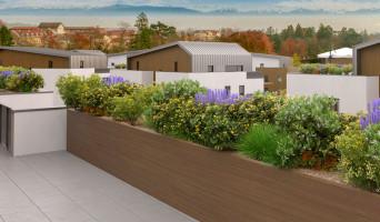 Gex programme immobilier neuve « Terres Harmonie »  (3)