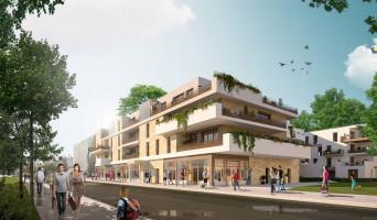 Le Bouscat programme immobilier rénové « Terracia » en loi pinel