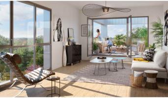 Amiens programme immobilier neuf « Émergence » en Loi Pinel