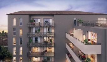 Toulon programme immobilier neuve « Carré Marceau »  (2)
