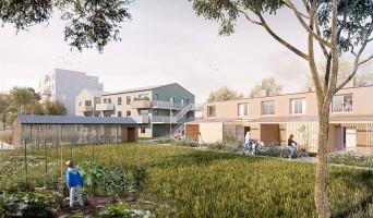 Nantes programme immobilier neuve « Nuances de l'Erdre »  (2)